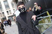 Maska na Nedelji mode