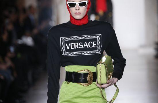 Versace revija