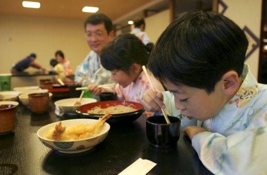 Ishrana u Japanu