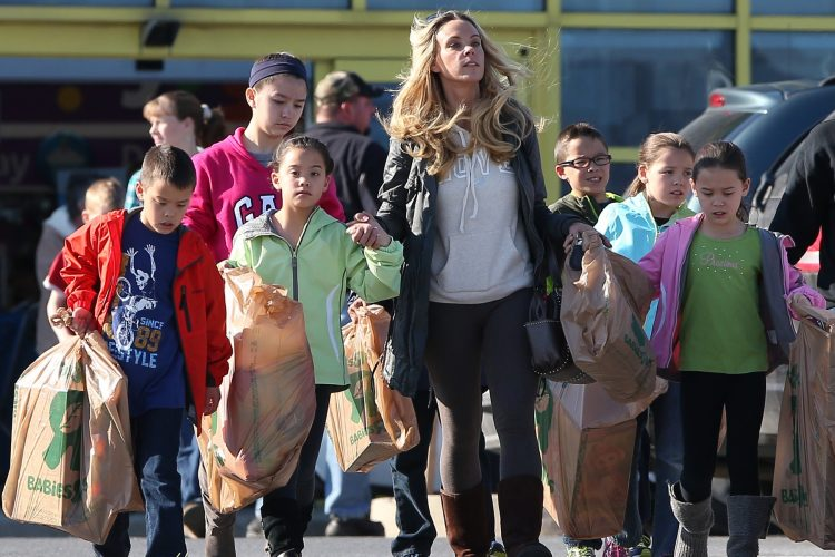 Kejt Goslin sa decom