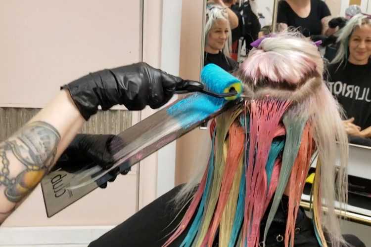 Hologramska kosa