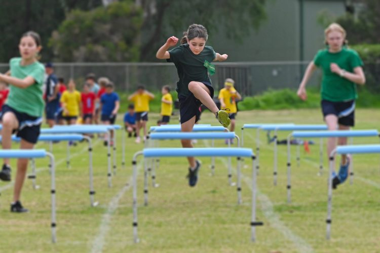 bezbedan sport za decu