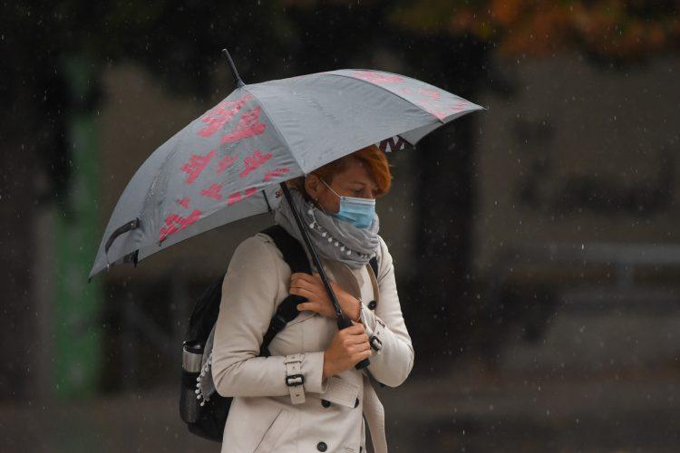 kiša raspoloženje