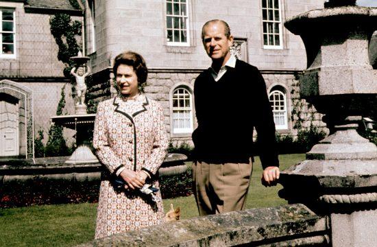kraljica i princ Filip