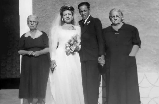 stara fotografija italijanska svadba