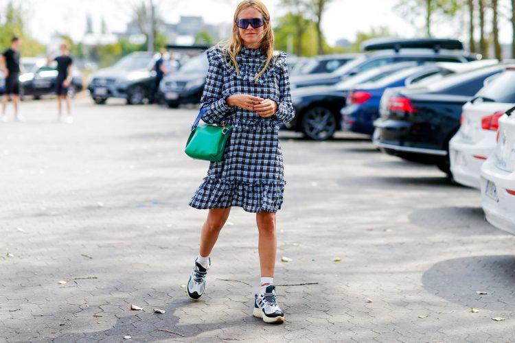 moda; street style