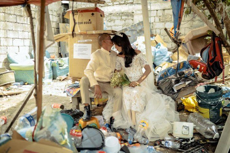 Venčanje beskućnika