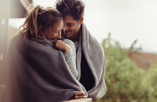 romantični par