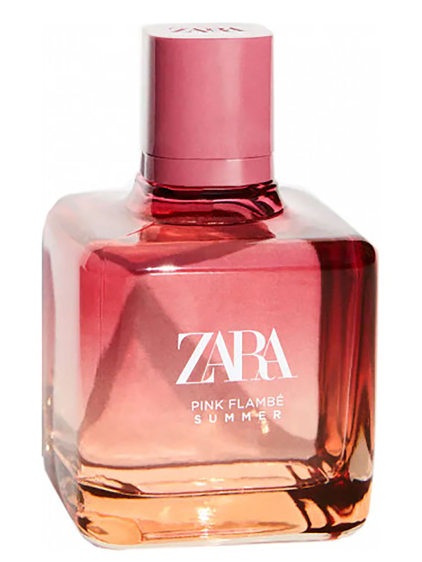 Zara Pink Flambe Summer