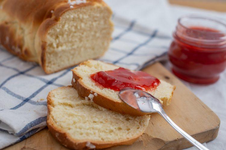 hleb i džem
