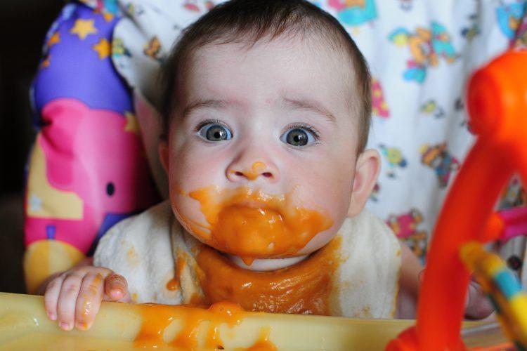 nemlečna hrana bebe
