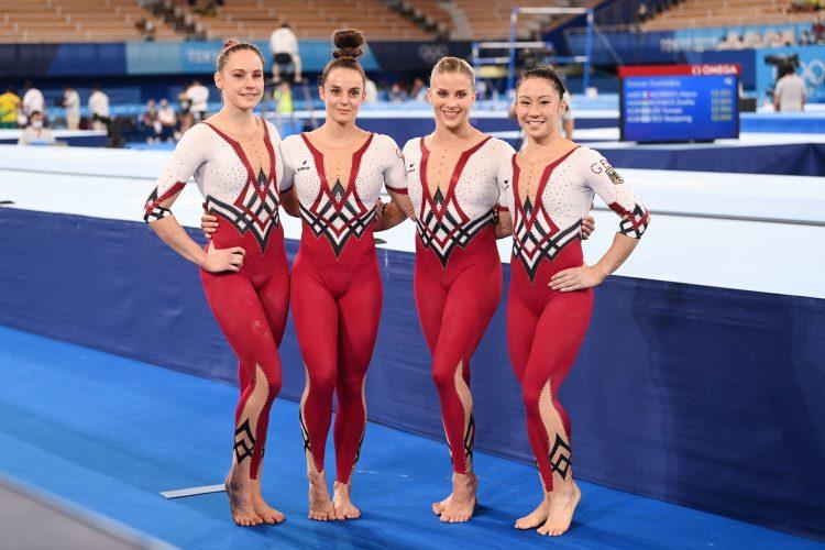 Nemačke gimnastičark