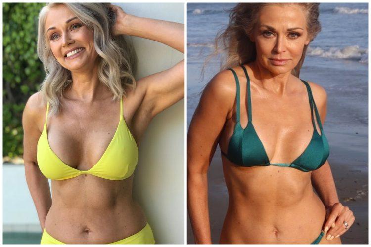 bikini model dijeta vežbanje