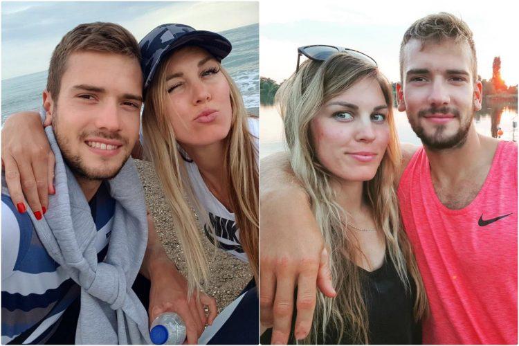 Antun Novakovic i Milica Starovic