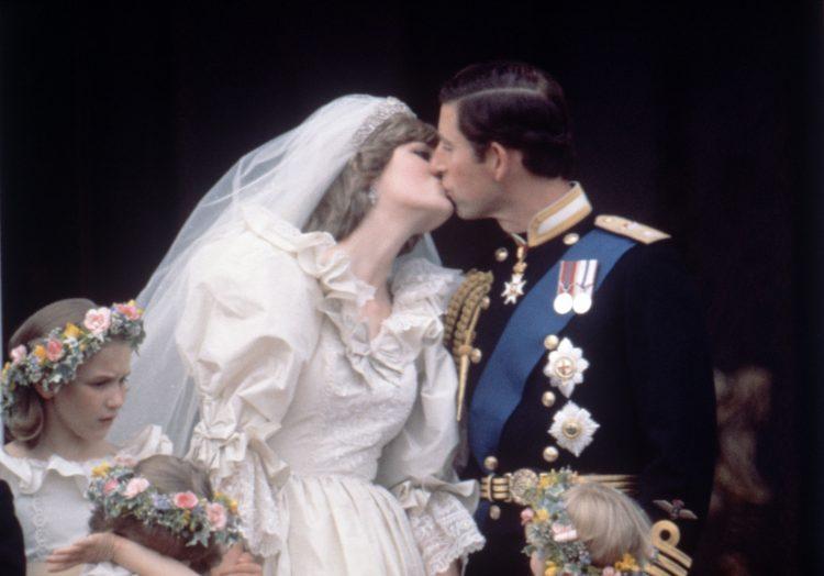 Princeza Dajana, princ Čarls