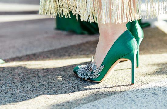 Cipele, Manolo Blanik