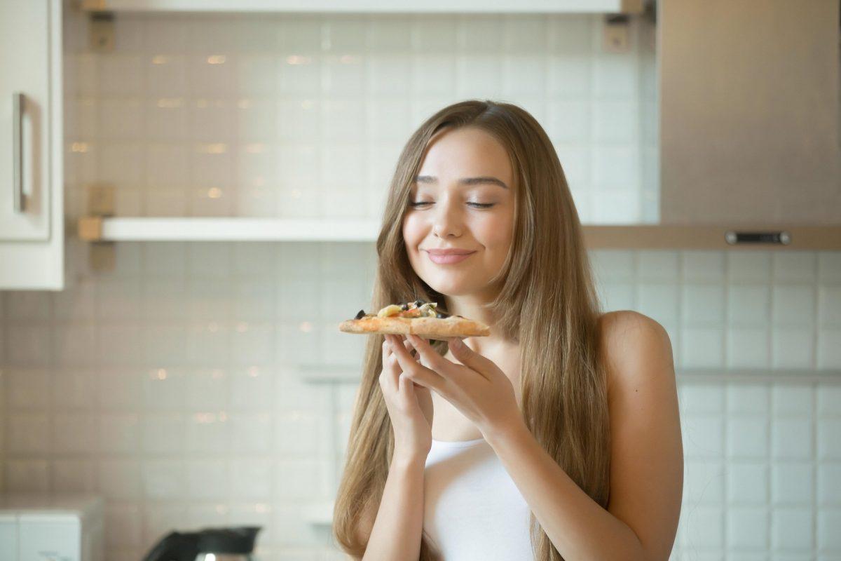 Mirisanje hrane može da zadovolji želju za jelom