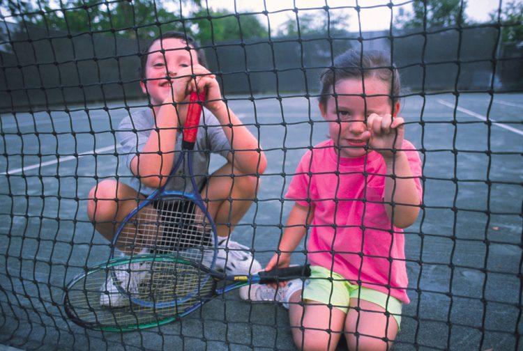 tenis deca cena