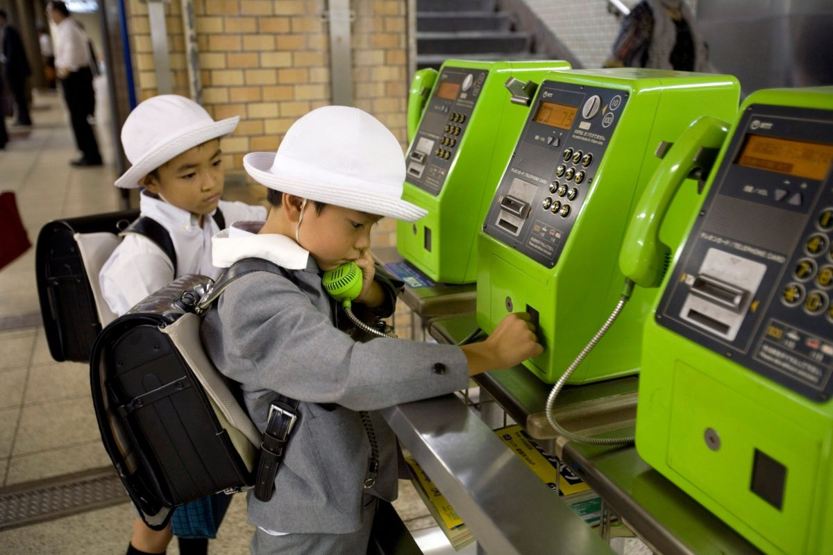 Samostalna deca Japana – zadatak kom nismo dorasli