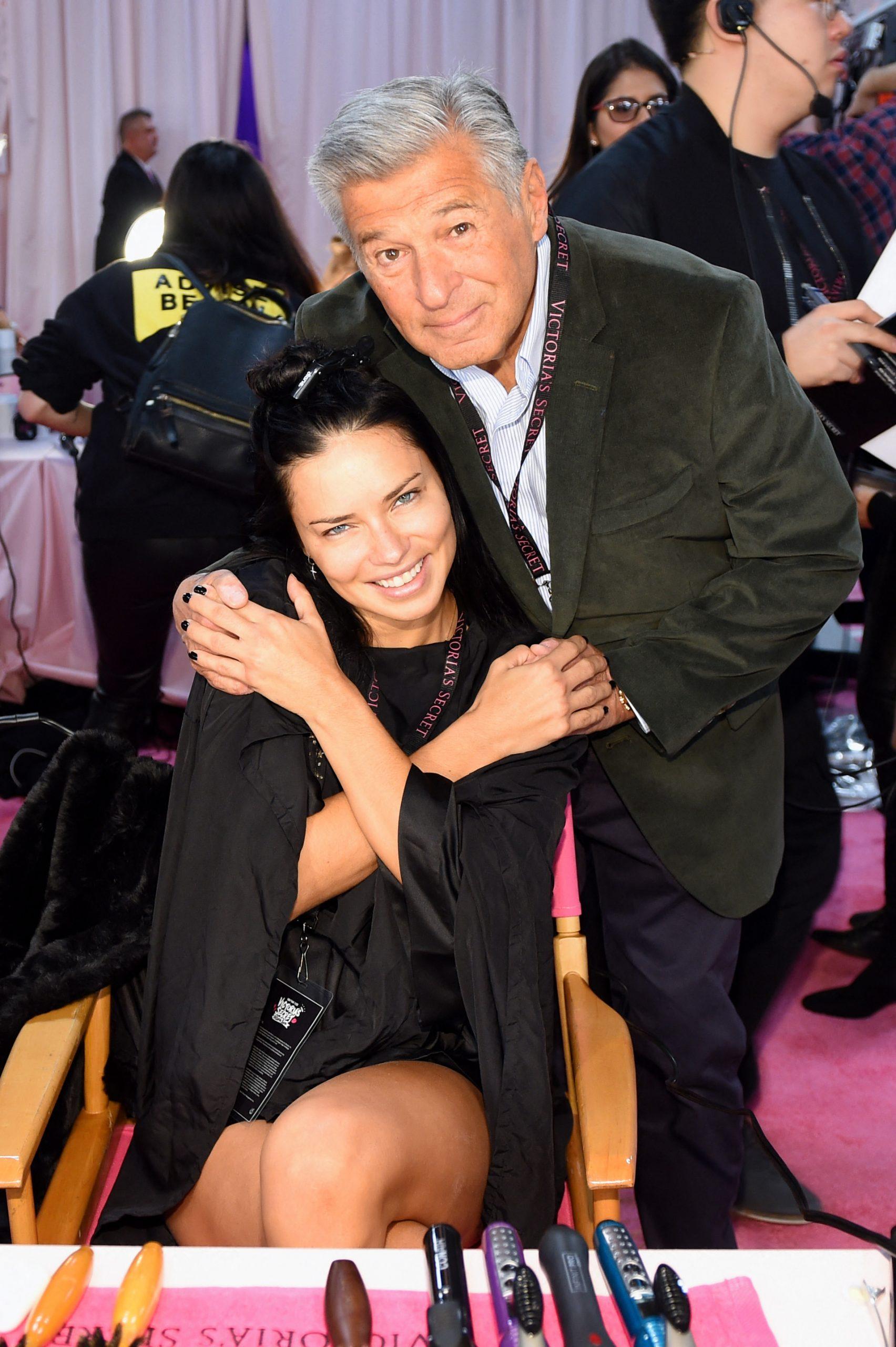 Ed Reznik i Adriana Lima