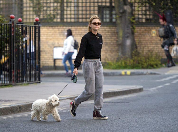Šetnja sa psom,