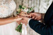 Venčanje, svadba, ruke, prsten, burma, horoskop, brak